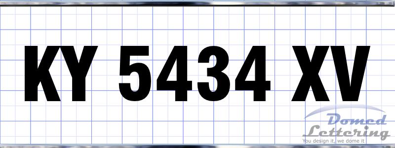 Achilles Inflatable Boat Registration Numbers